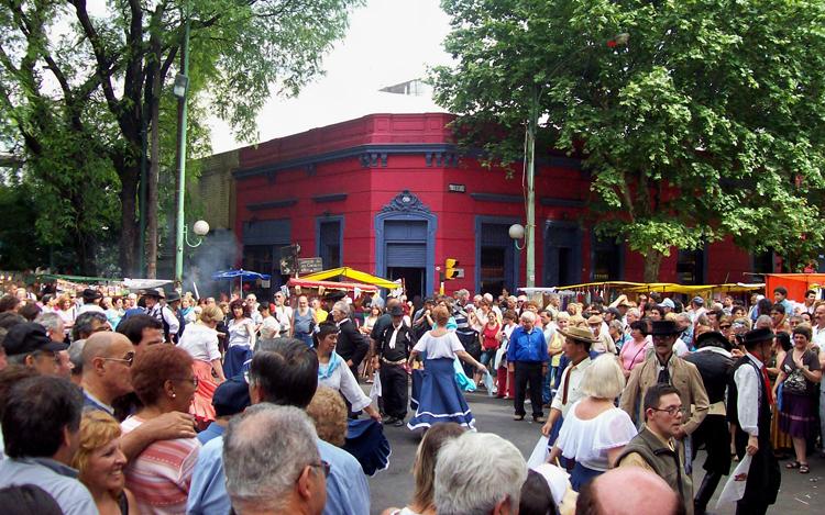 Рынок Ферия-де-Матадерос
