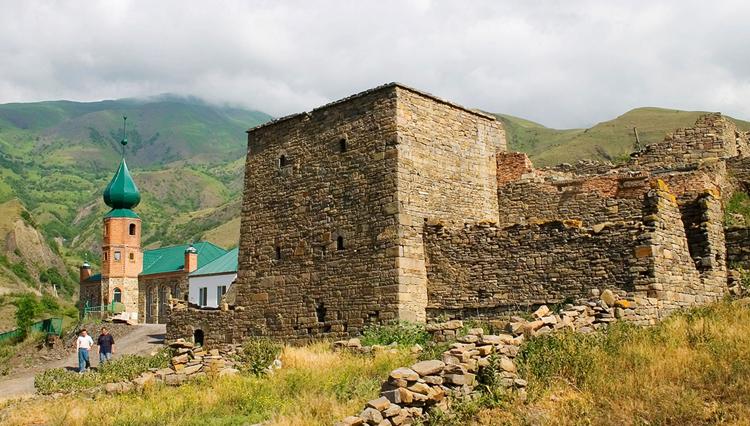 Замковый комплекс Пхакоч