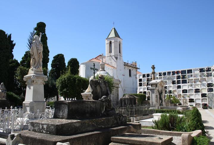 Кладбище Святого Себастьяна