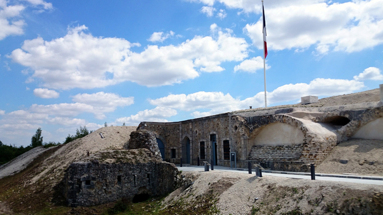 Крепость Помпель