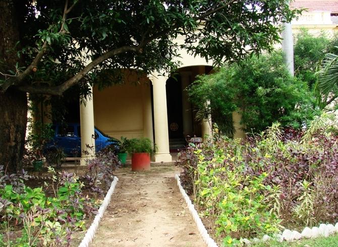 Сад Теософского общества