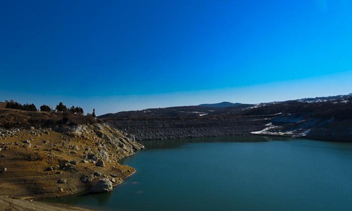 Алгетское водохранилище