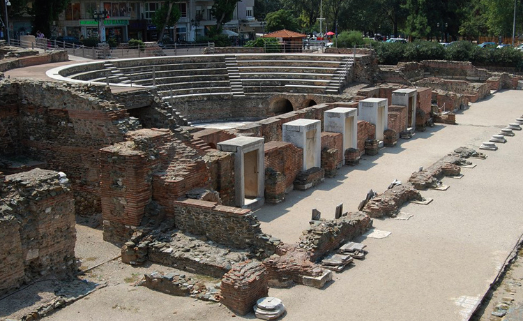 Агора или Римский форум