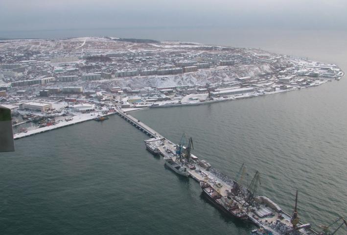 Корсаковский морской торговый порт