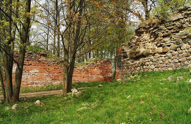 Гдовская крепость