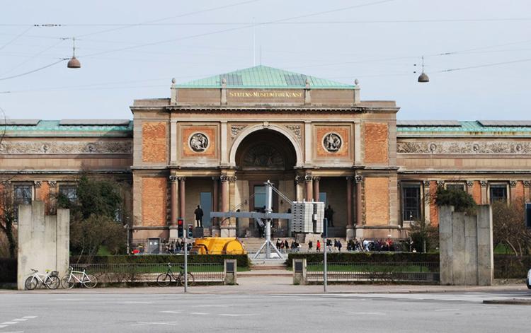 Государственный музей искусств в Копенгагене