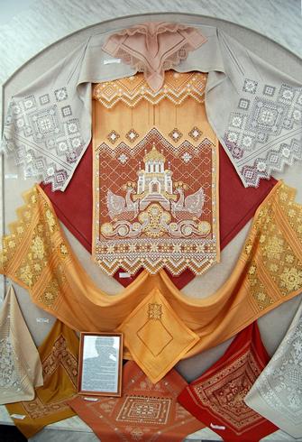 Выставочный зал «Горьковский гипюр»