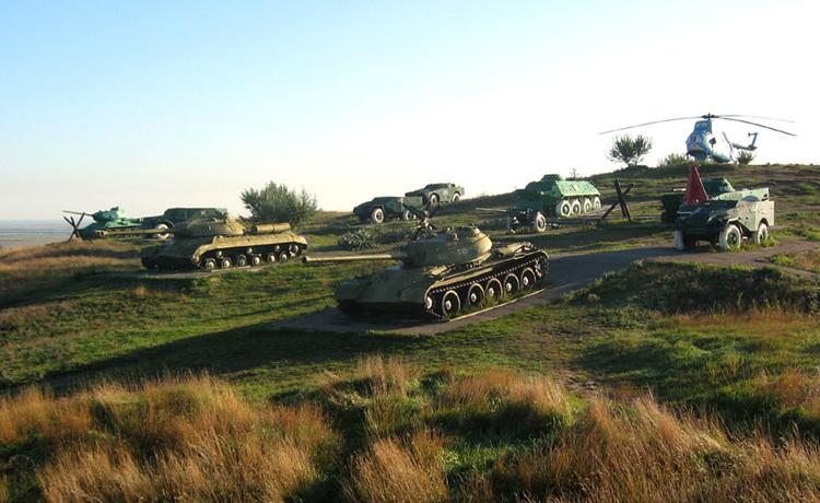 Военно-технический музей«Военная горка»