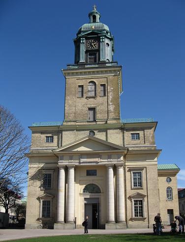 Кафедральный собор Гетеборга