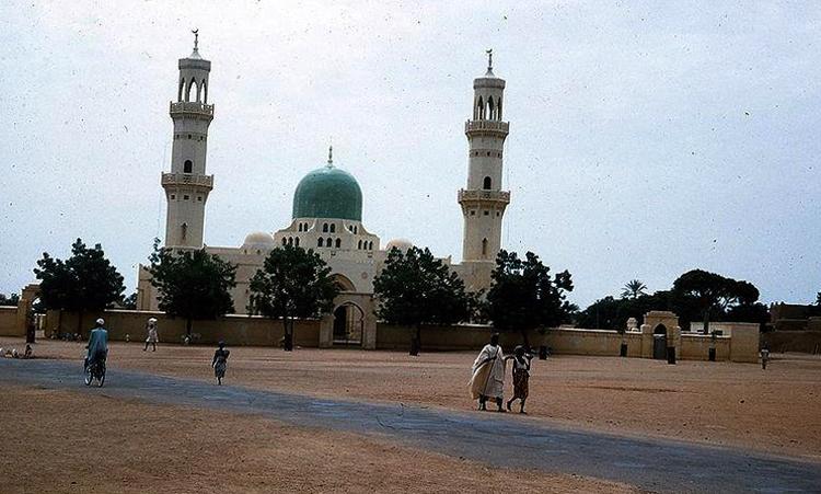 Великая мечеть в Кано