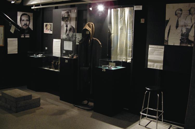 Шпионский музей