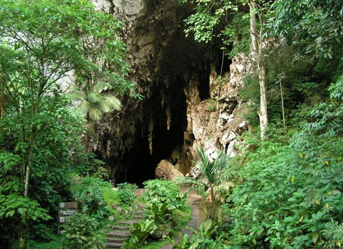 Пещера Эль-Гуачаро