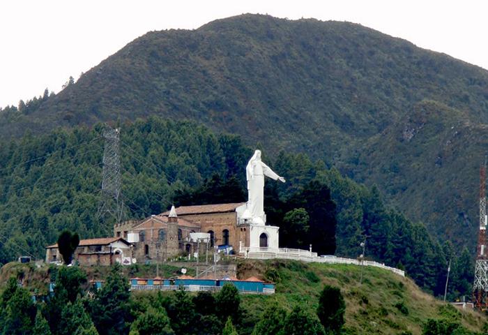 Гора Девы Марии Гваделупской