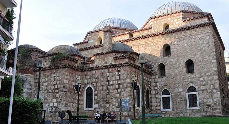Мечеть Хамза-Бей