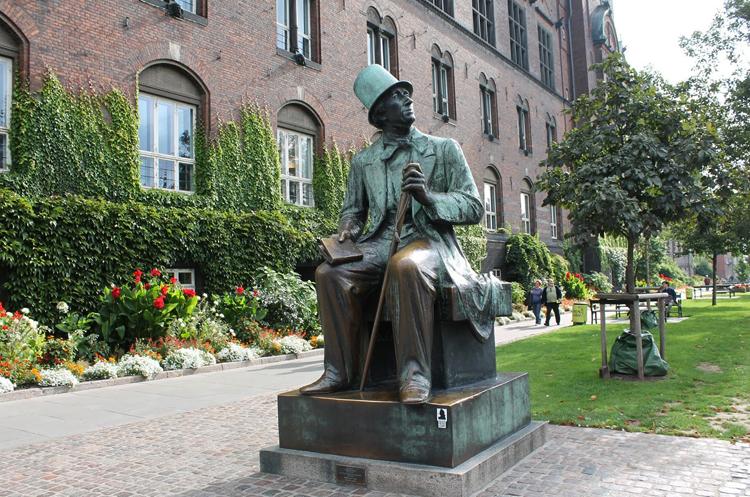 Музей Андерсена в Копенгагене