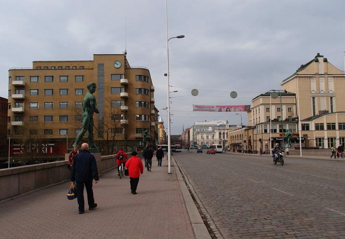 Улица Хямеенкату