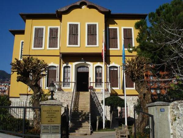 Мемориальный дом Мустафы Ататюрка