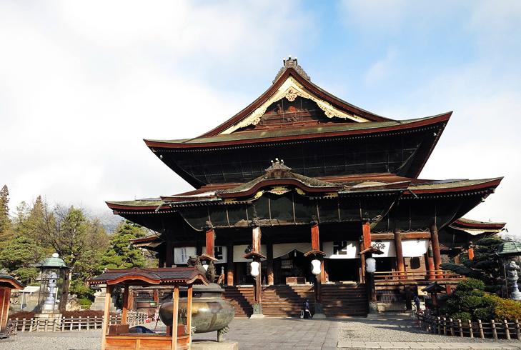 Храм Дзенкодзи