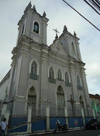 Церковь Bom Jesus dos Martirios