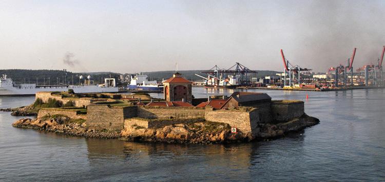 Крепость Эльфсборг