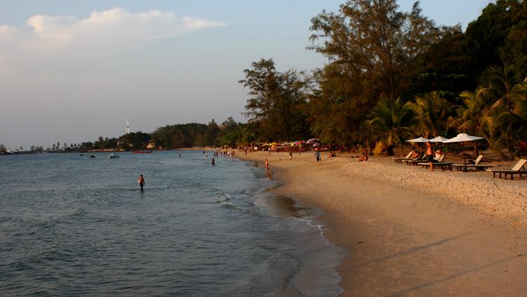 Пляж «Победа»