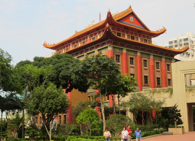 Монастырь Миу Фат
