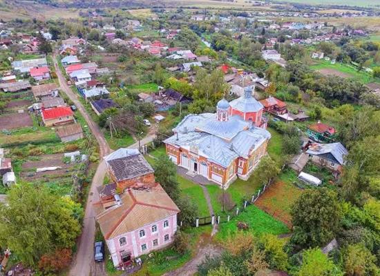 Церкви Рождества Христова и Святого Алексия Митрополита