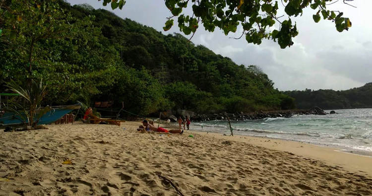 """Пляж """"Джангл Бич"""""""