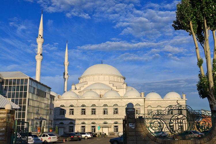 Центральная Джума-мечеть