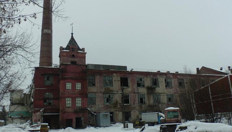 Завод фаянса