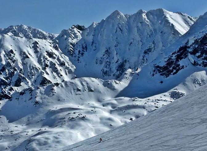 Гора Каспровый Верх