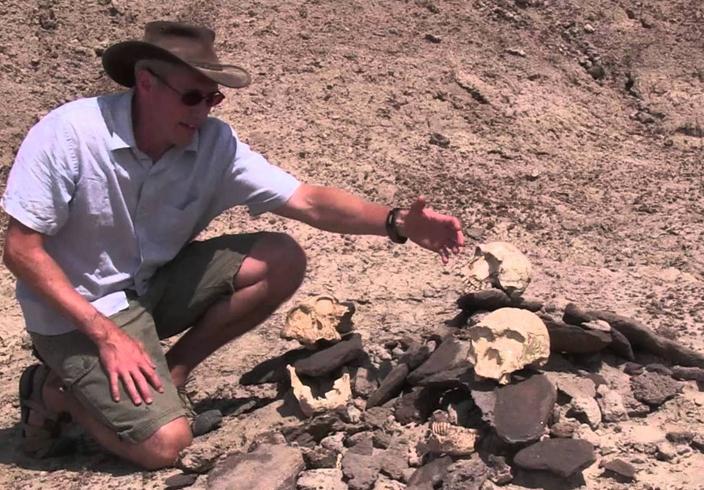 Археологический памятник Кооби-Фора