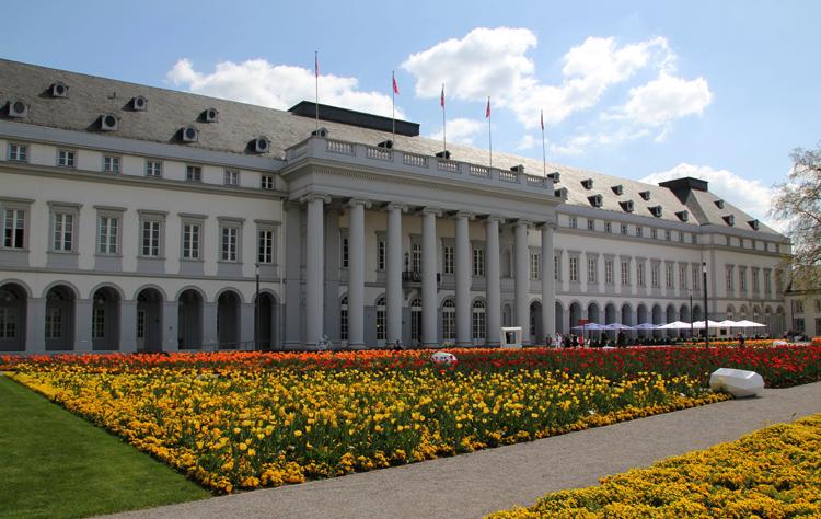 Дворец курфюрстов