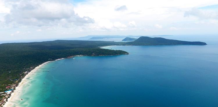 Острова Кон Ронг и Кон Ронг Самлоем