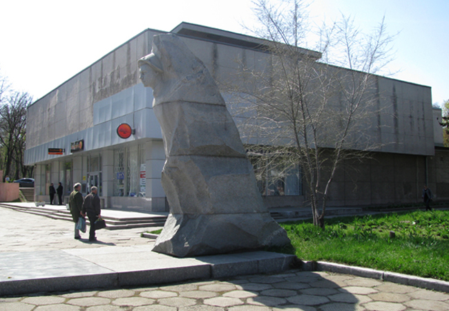 Музей истории комсомола им. А. Матросова
