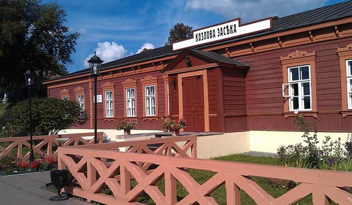 Железнодорожная станция Козлова Засека