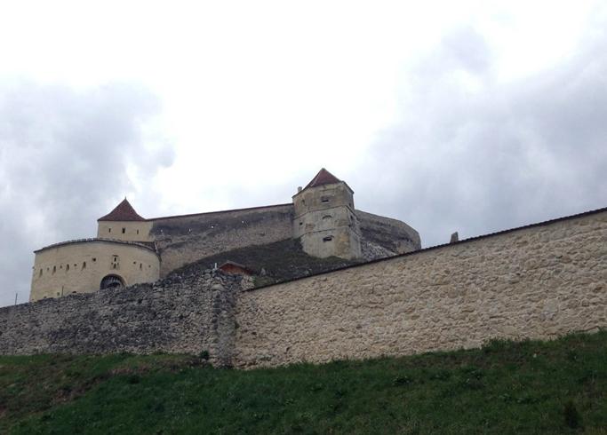 Крепость в Рышнове