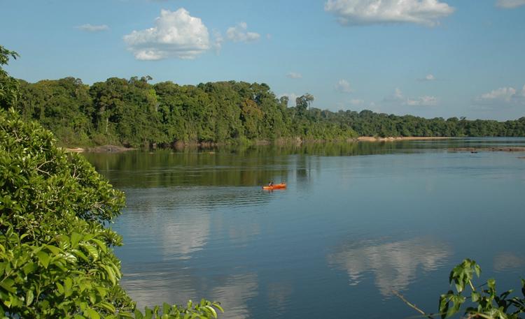 Река Куюни