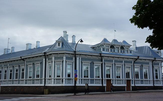 Купеческий дом-музей