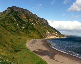 Достопримечательности Курильских островов
