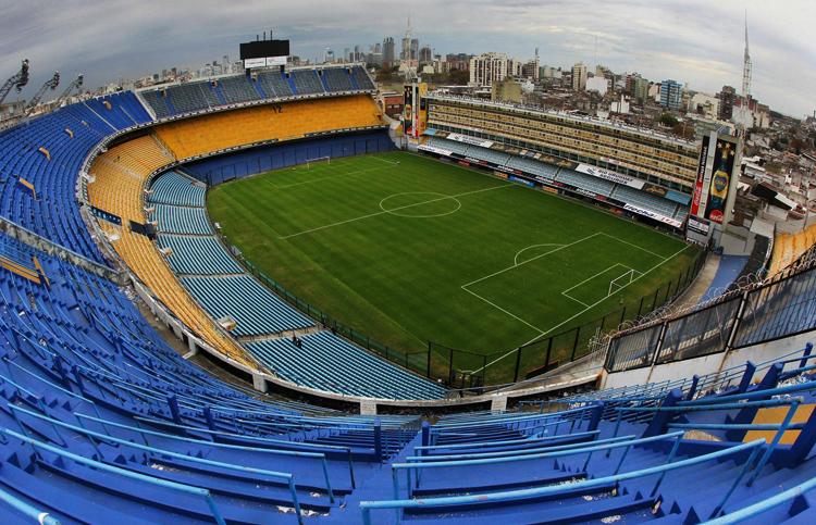 Стадион «Ла-Бомбонера»