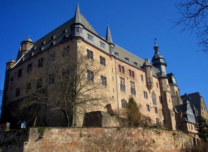 Замок ландграфов