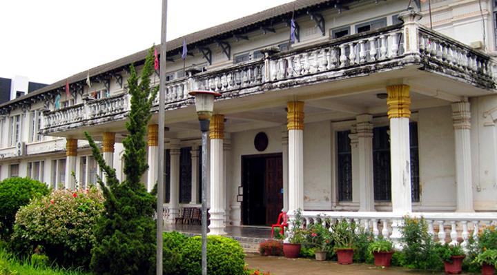 Лаосский национальный музей
