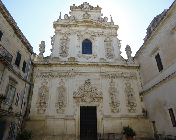 Церковь Санта-Ирене