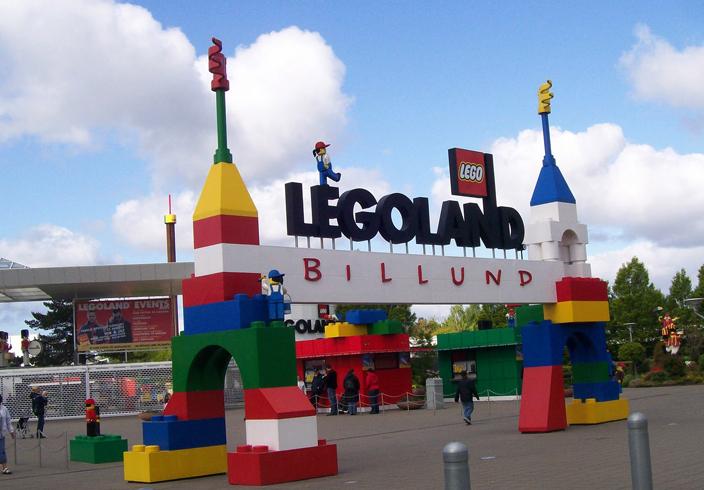Парк развлечений «Legoland»