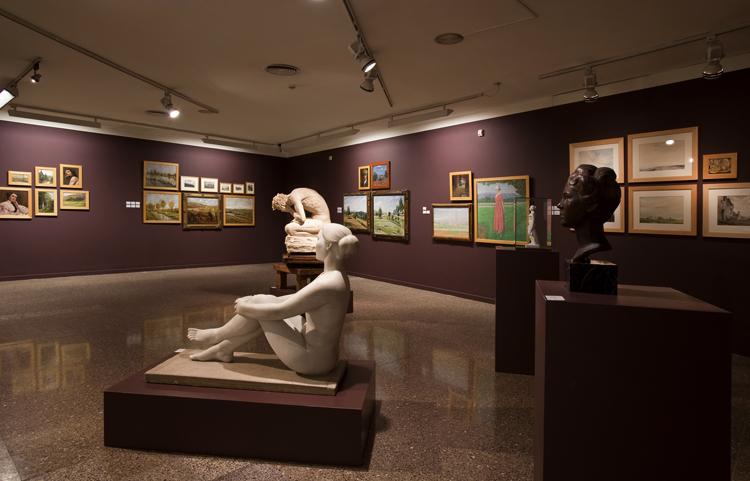 В музее Эмпорда