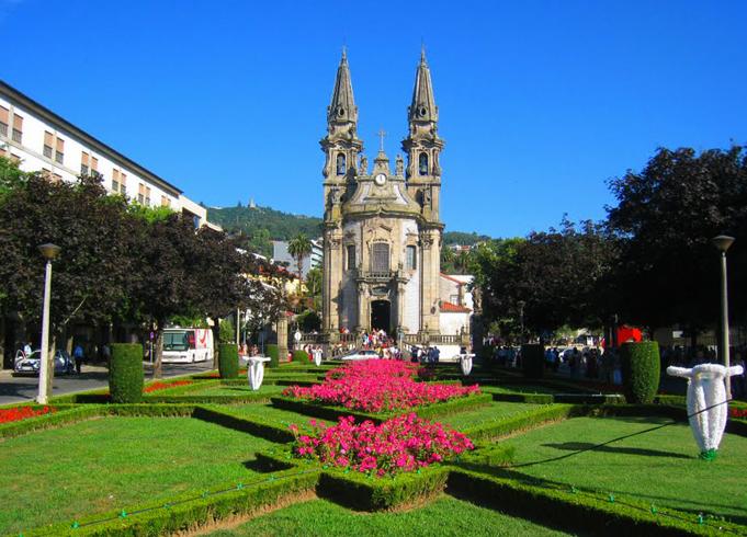 Церковь Nossa Senhora da Consolacao e Santos Passos