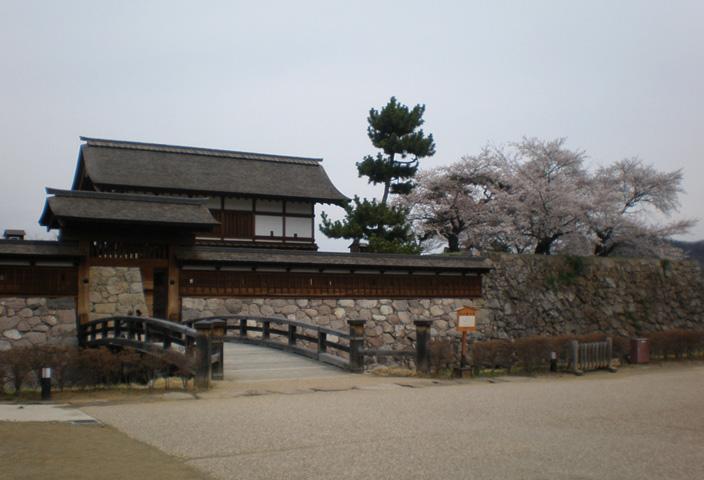 Замок Мацусиро