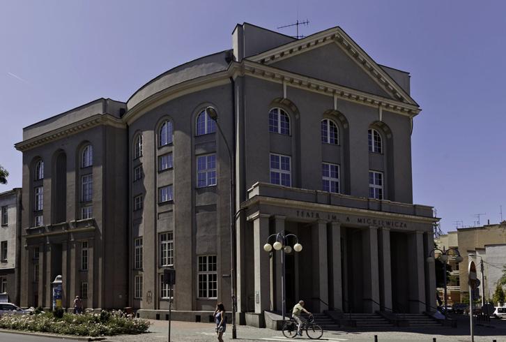 Театр имени Адама Мицкевича