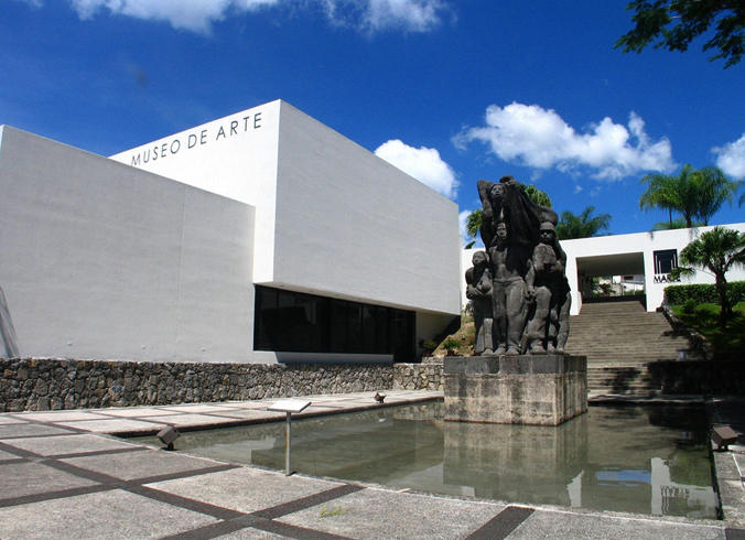 Музей «Museo de Arte de El Salvador»